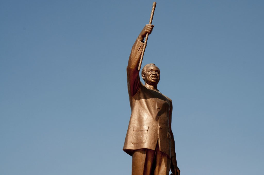 1024px Nyerere Statue in Dodoma